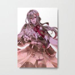 Owari no Seraph Metal Print