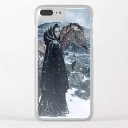 Horceress Clear iPhone Case