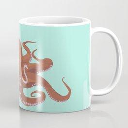 Octopus Hugs Coffee Mug