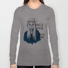 #STUKGIRL PHOENIX Long Sleeve T-shirt
