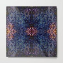 Cosmos geometry Metal Print