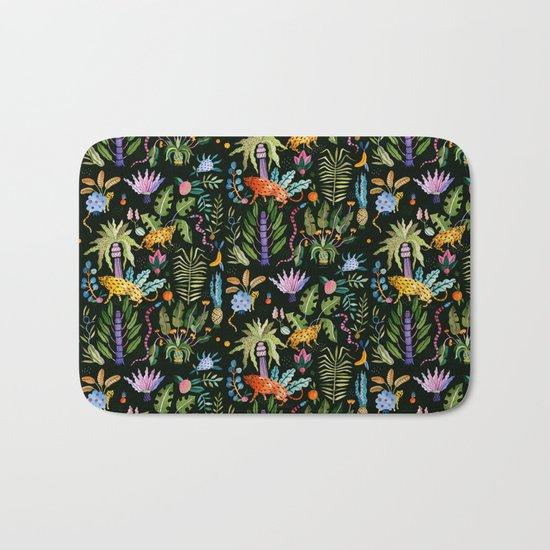 Jungle Bath Mat