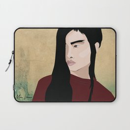 Portrait MVC NYC Laptop Sleeve