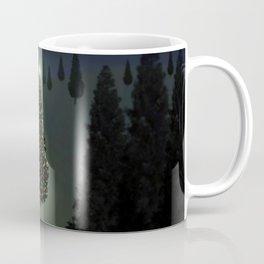 Christmas Tree Green Coffee Mug