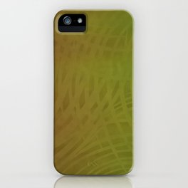WashOut-1 (JF-8) iPhone Case