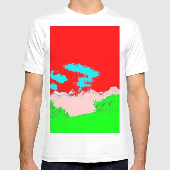 Ice Cream Mountain T-shirt