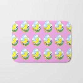 Egg Batch Bath Mat