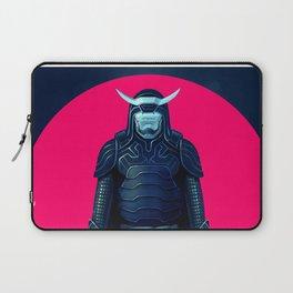 Cyborg Samurai Laptop Sleeve