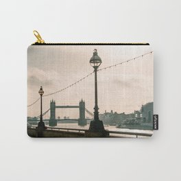 London in the morning Carry-All Pouch