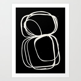 Cai Art Print