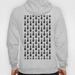 Pineapples - Black #525 Hoody