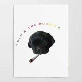 Lulu & The Doobies Poster