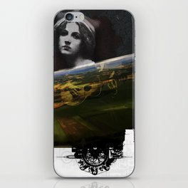 person place thing 1 iPhone Skin