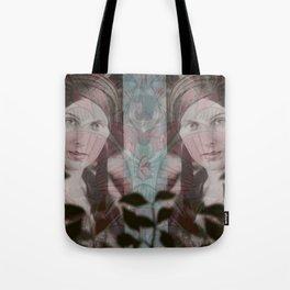 Lady Evangeline Tote Bag
