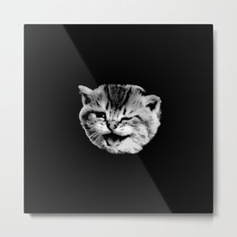 the cutest Metal Print