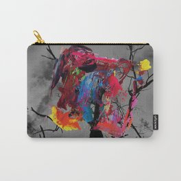 Digital painting collage series #1 Carry-All Pouch