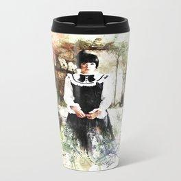 Lolita DaVinci Metal Travel Mug