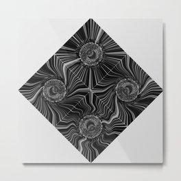 abstr778 Metal Print