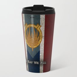 The Banner of Caprica - So Say We All Travel Mug