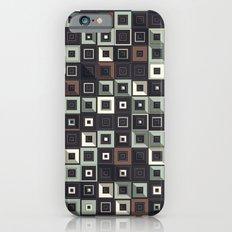 Lost in Squares II Slim Case iPhone 6