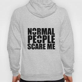 Text Normal People Hoody