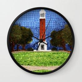 """Denny Chimes"" Wall Clock"