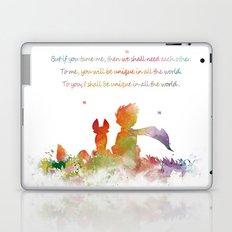 Little Prince Fox Laptop & iPad Skin