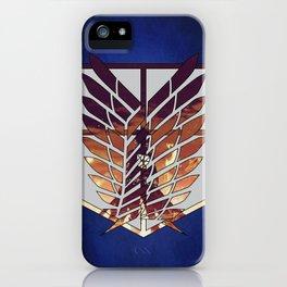 Eren iPhone Case