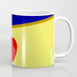 Snow White Dress Coffee Mug