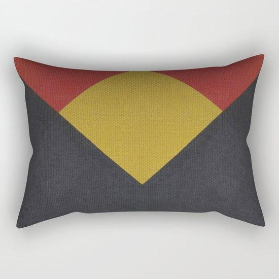 Geometric Thoughts 4 Rectangular Pillow