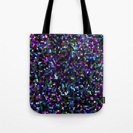 Mosaic Glitter Texture G45 Tote Bag