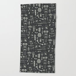 Oddities: X-ray Beach Towel