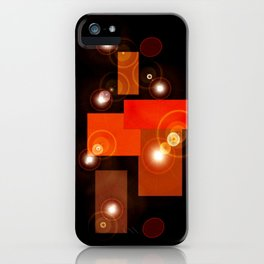 brighten my nite iPhone Case