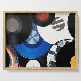 Vinyls Serving Tray