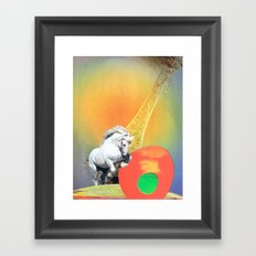 Phantom Envy Framed Art Print