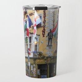 Temple Bar, Dublin Travel Mug