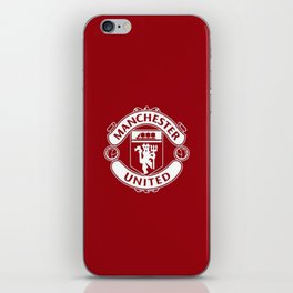 Manchester United iPhone Skin