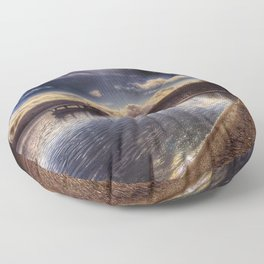Loch Lomond Floor Pillow