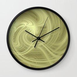 Trippy Twirl 6 Wall Clock