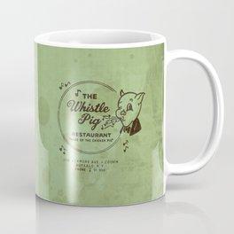 Whistle Pig Restaurant Coffee Mug
