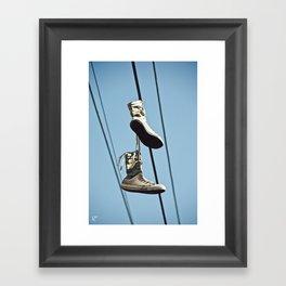 Drummond Street Framed Art Print