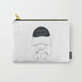 CLASSY BITCH Carry-All Pouch