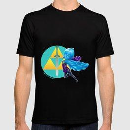 Faih, the Goddess Sword T-shirt