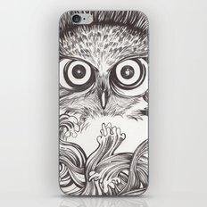 Vigilia iPhone & iPod Skin