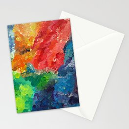 The NeverEnding Rainbow Stationery Cards