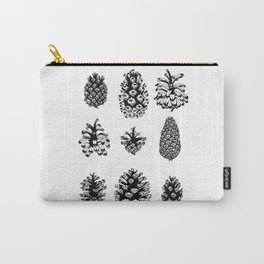 Pinecone study Carry-All Pouch