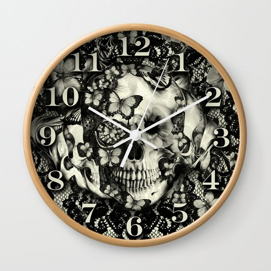 Victorian Gothic Wall Clock by Kristy Patterson Design ...