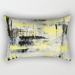 Urban Abstract Rectangular Pillow