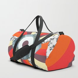 Hypno Retro Eye Duffle Bag