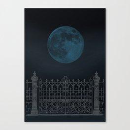 Moon Gates Canvas Print